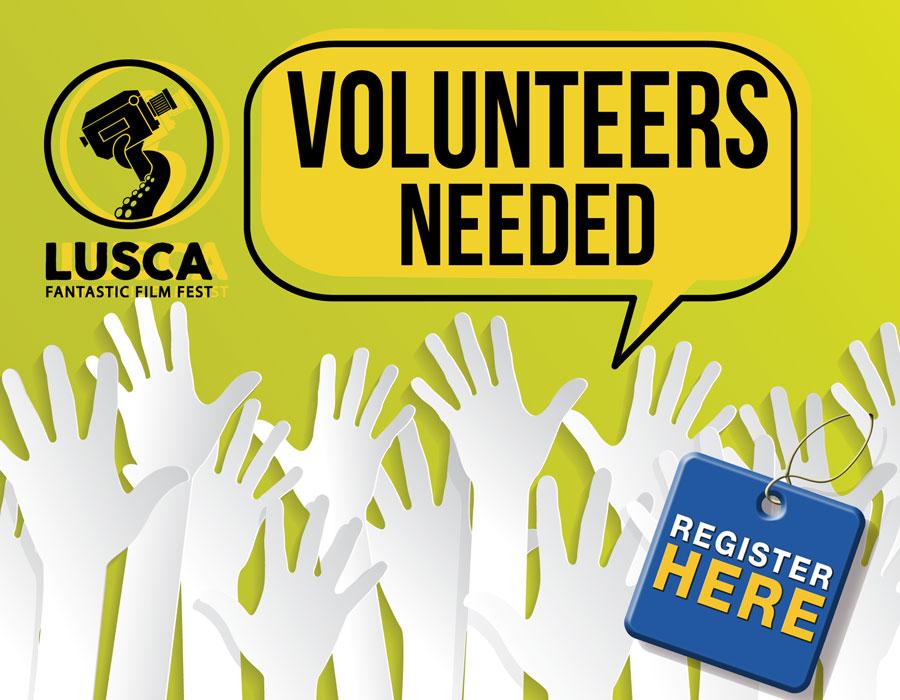 Lusca Volunteers